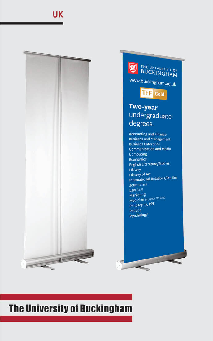 standee, recruitment, design, cost effective,