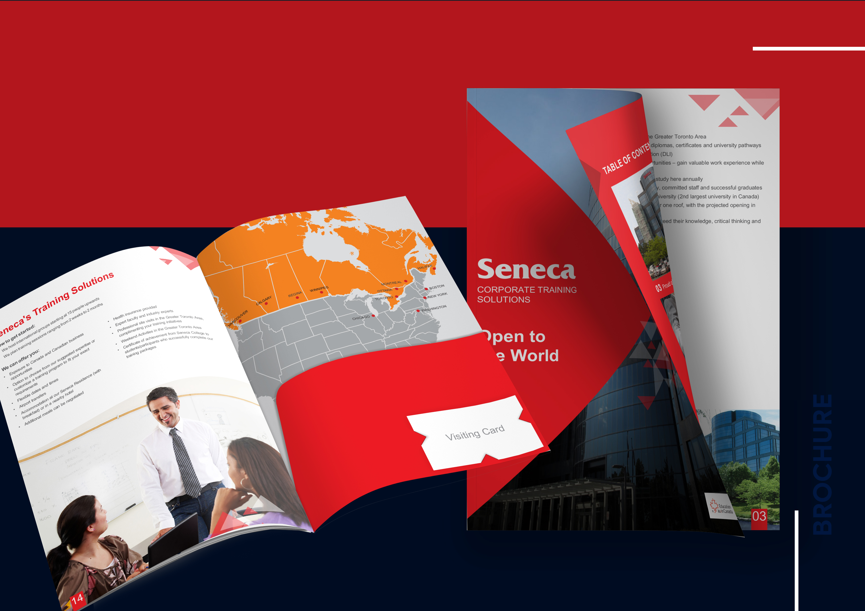 Seneca Corporate Training Solutions
