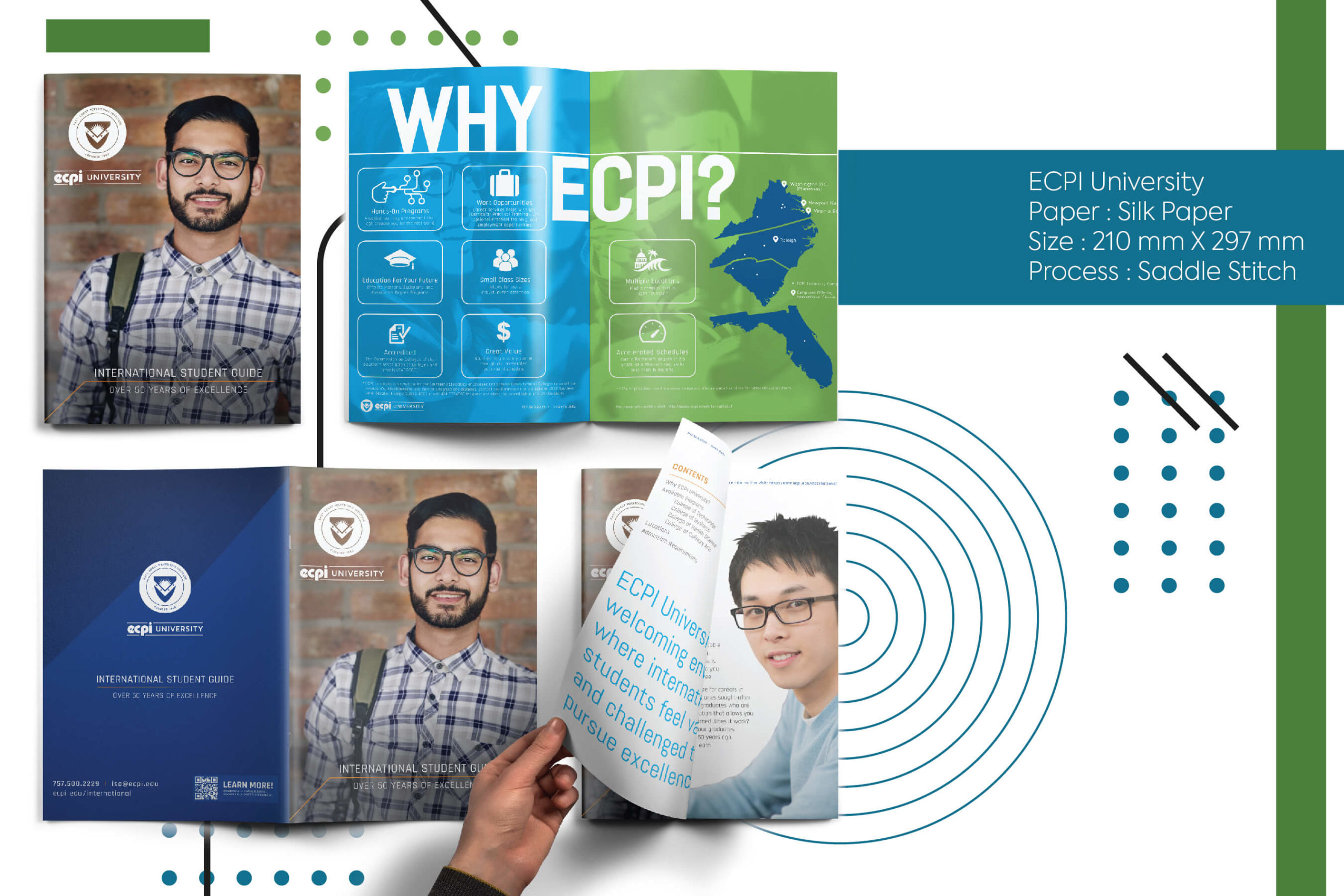 ECPI, print, shipping, cost effective, design