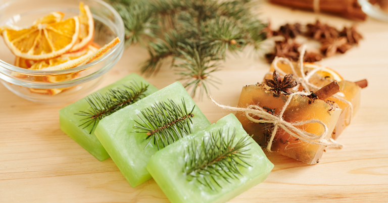 Christmas Gift for your Employees;Handmade Soap