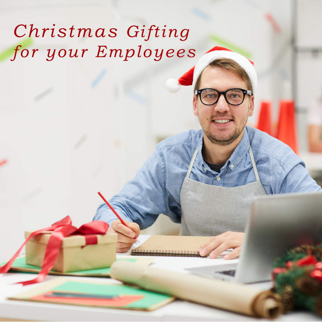 Christmas Gift for your Employees